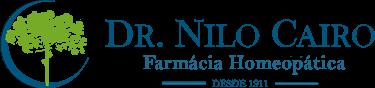 Logo Farmácia Homeopática Nilo Cairo